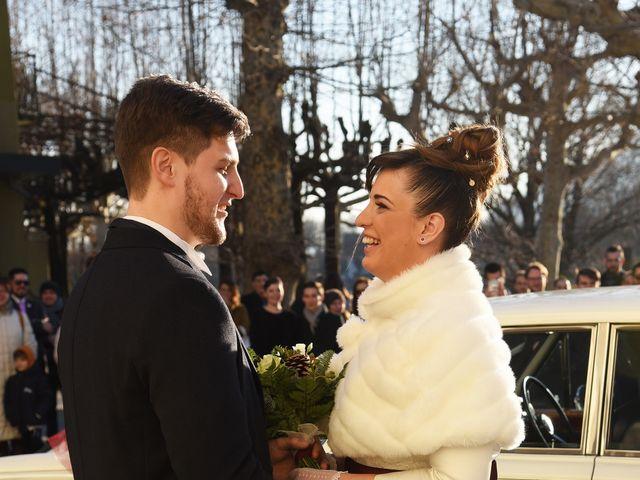 Il matrimonio di Alessandro e Viviana a Calolziocorte, Lecco 38