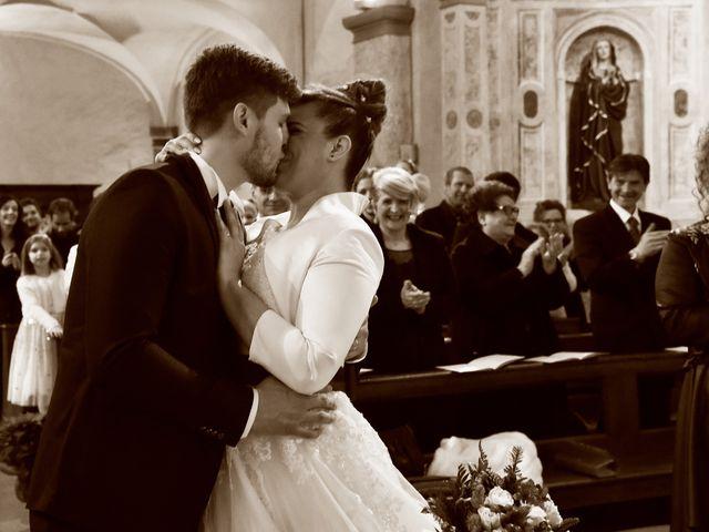 Il matrimonio di Alessandro e Viviana a Calolziocorte, Lecco 42