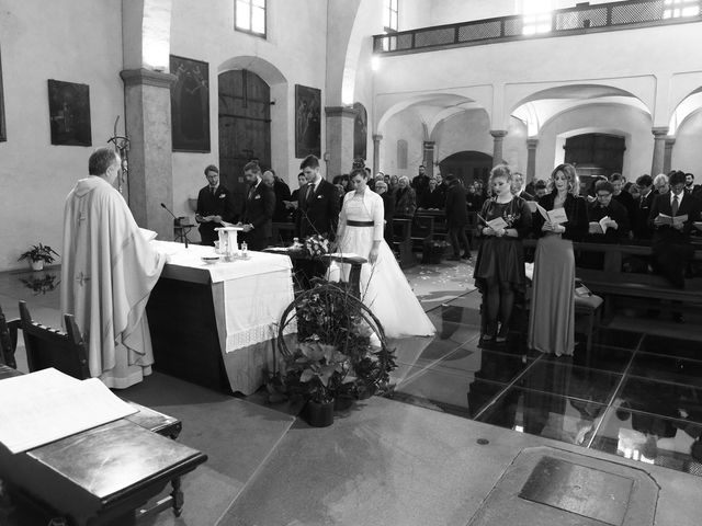 Il matrimonio di Alessandro e Viviana a Calolziocorte, Lecco 43