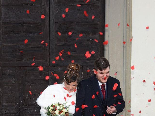 Il matrimonio di Alessandro e Viviana a Calolziocorte, Lecco 50