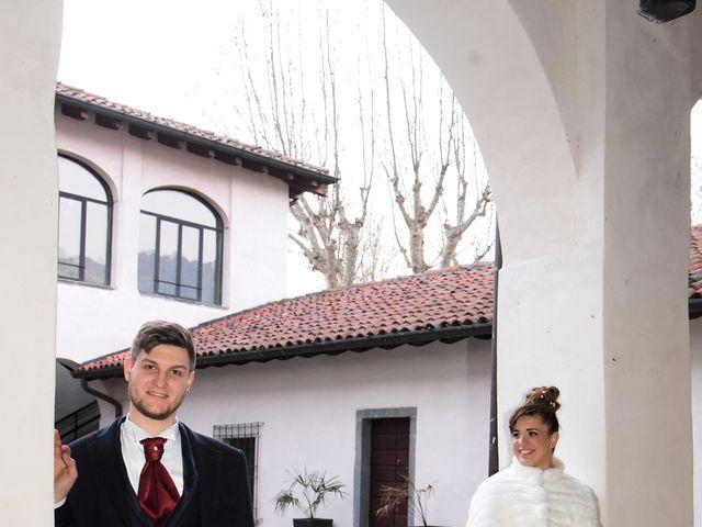 Il matrimonio di Alessandro e Viviana a Calolziocorte, Lecco 58