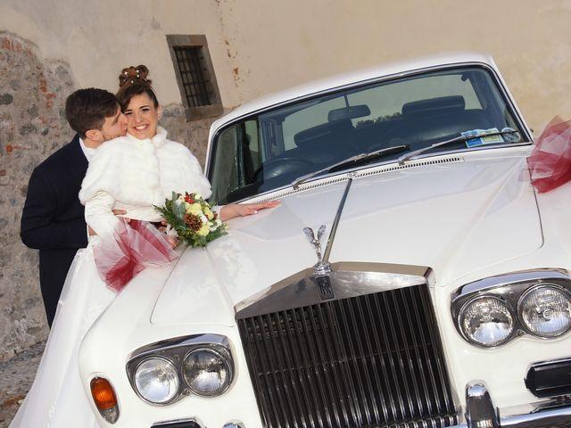 Il matrimonio di Alessandro e Viviana a Calolziocorte, Lecco 61