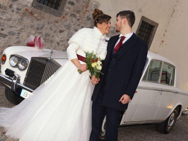 Il matrimonio di Alessandro e Viviana a Calolziocorte, Lecco 62