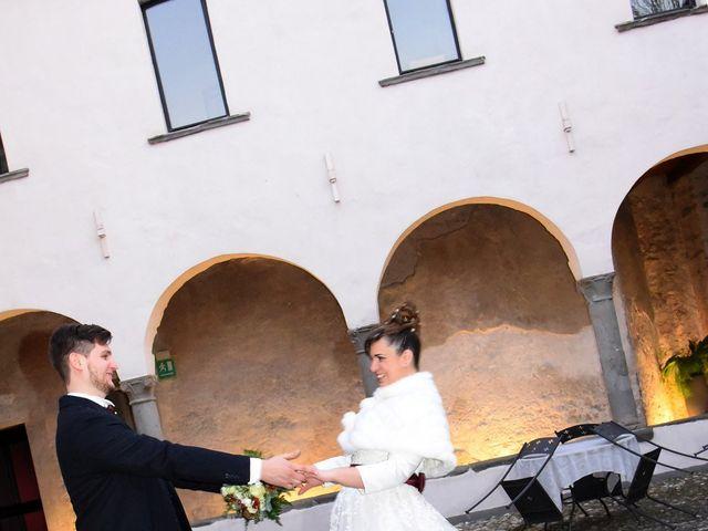 Il matrimonio di Alessandro e Viviana a Calolziocorte, Lecco 68