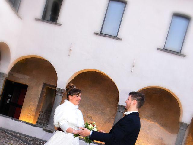 Il matrimonio di Alessandro e Viviana a Calolziocorte, Lecco 69