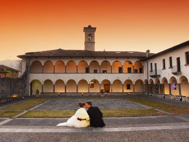 Il matrimonio di Alessandro e Viviana a Calolziocorte, Lecco 71