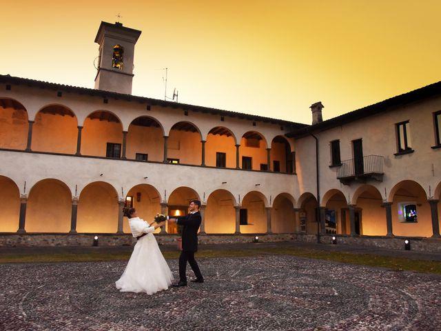 Il matrimonio di Alessandro e Viviana a Calolziocorte, Lecco 72