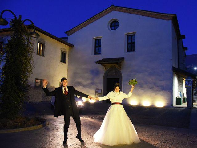 Il matrimonio di Alessandro e Viviana a Calolziocorte, Lecco 76
