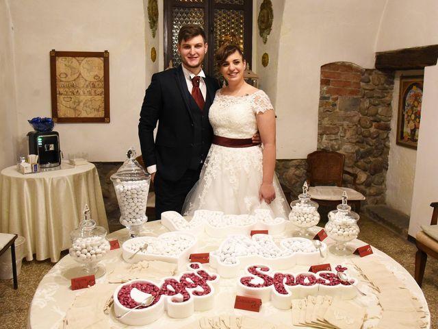 Il matrimonio di Alessandro e Viviana a Calolziocorte, Lecco 115