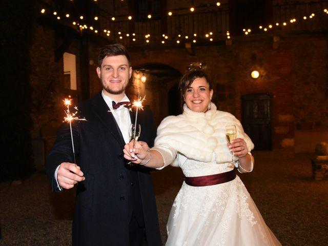 Il matrimonio di Alessandro e Viviana a Calolziocorte, Lecco 122