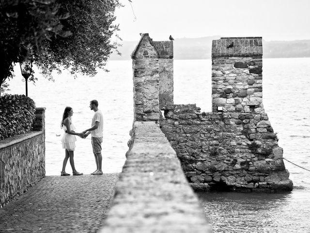 Il matrimonio di Emiliano e Francesca a Mezzane di Sotto, Verona 1