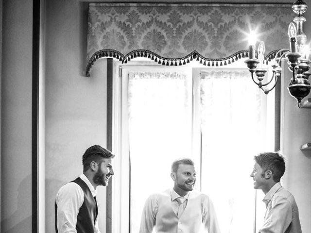Il matrimonio di Emiliano e Francesca a Mezzane di Sotto, Verona 14