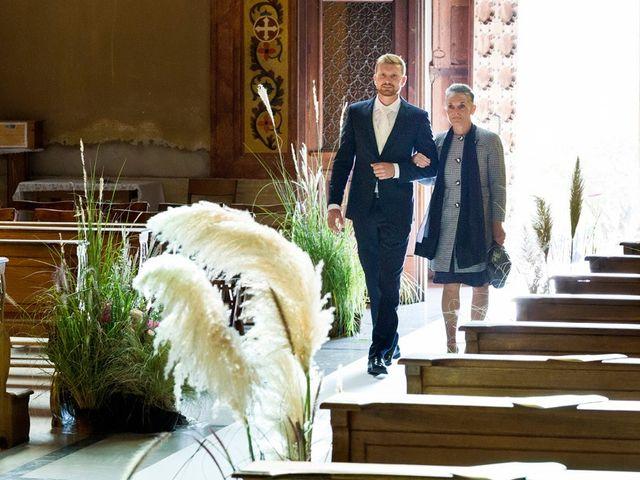 Il matrimonio di Emiliano e Francesca a Mezzane di Sotto, Verona 36
