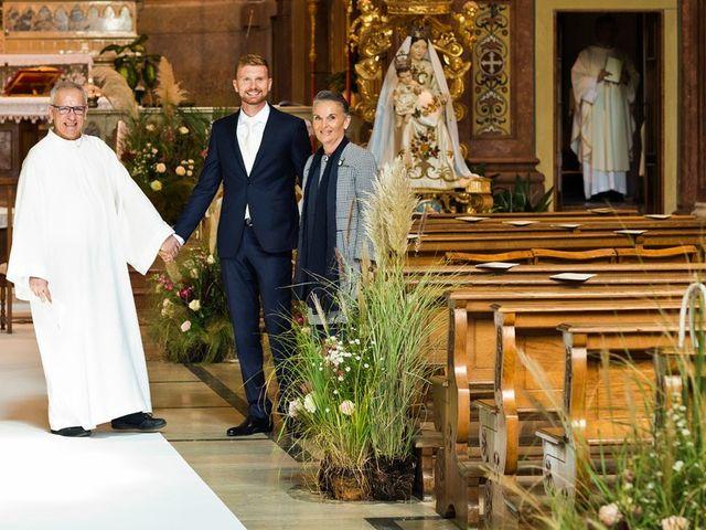 Il matrimonio di Emiliano e Francesca a Mezzane di Sotto, Verona 37