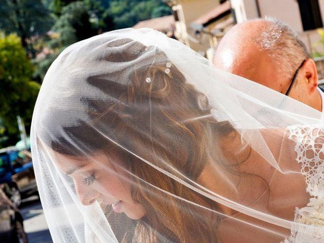 Il matrimonio di Emiliano e Francesca a Mezzane di Sotto, Verona 39