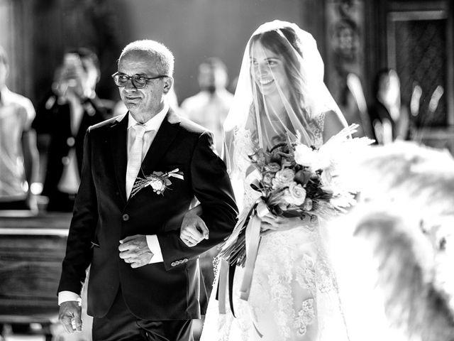 Il matrimonio di Emiliano e Francesca a Mezzane di Sotto, Verona 40