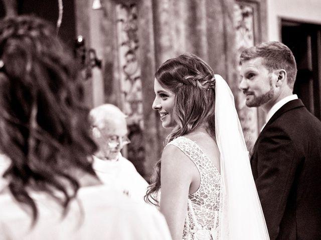 Il matrimonio di Emiliano e Francesca a Mezzane di Sotto, Verona 43