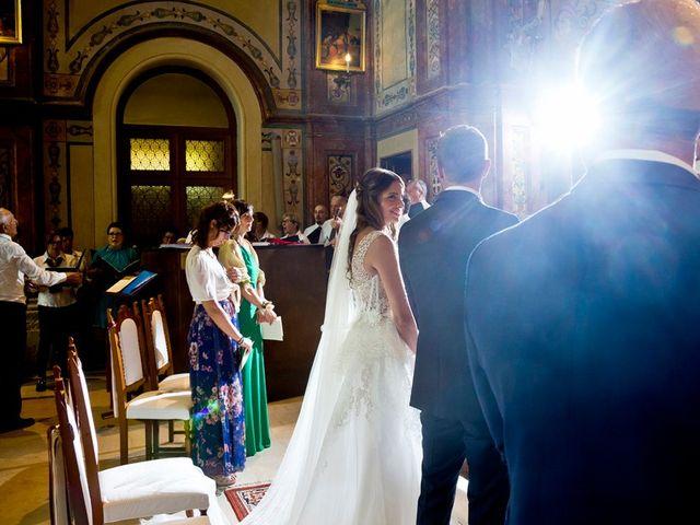Il matrimonio di Emiliano e Francesca a Mezzane di Sotto, Verona 44