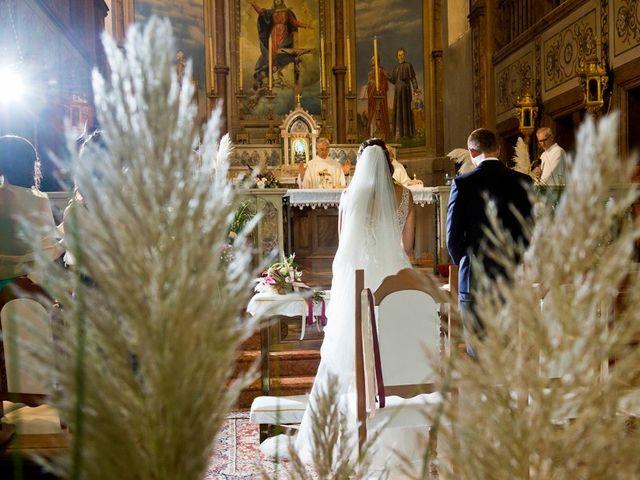 Il matrimonio di Emiliano e Francesca a Mezzane di Sotto, Verona 45