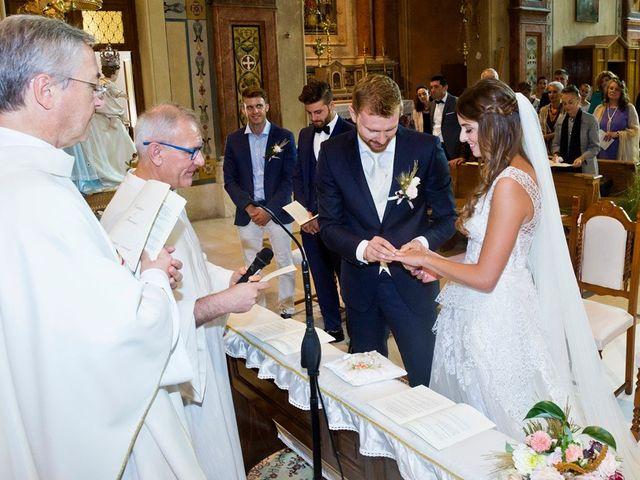Il matrimonio di Emiliano e Francesca a Mezzane di Sotto, Verona 46
