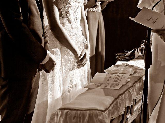 Il matrimonio di Emiliano e Francesca a Mezzane di Sotto, Verona 48