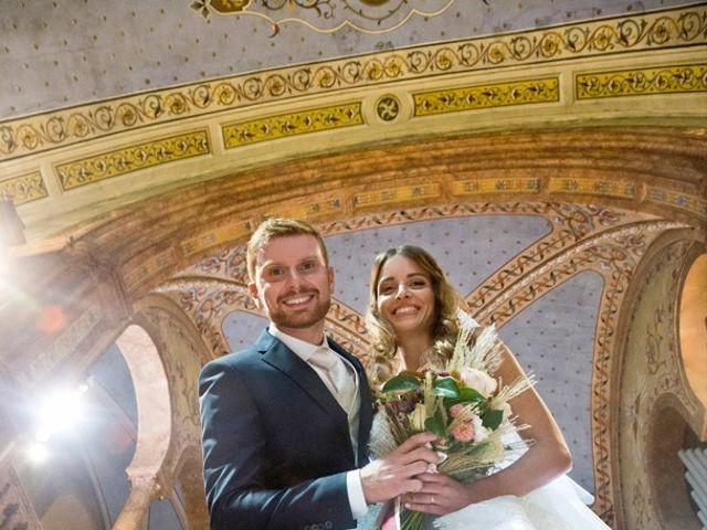 Il matrimonio di Emiliano e Francesca a Mezzane di Sotto, Verona 50