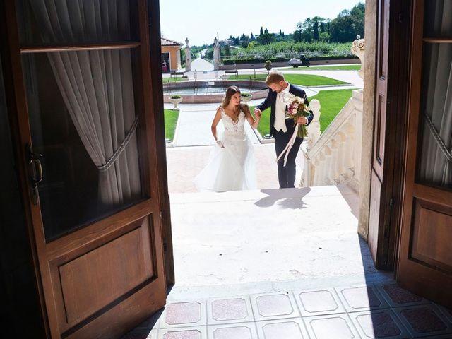 Il matrimonio di Emiliano e Francesca a Mezzane di Sotto, Verona 55