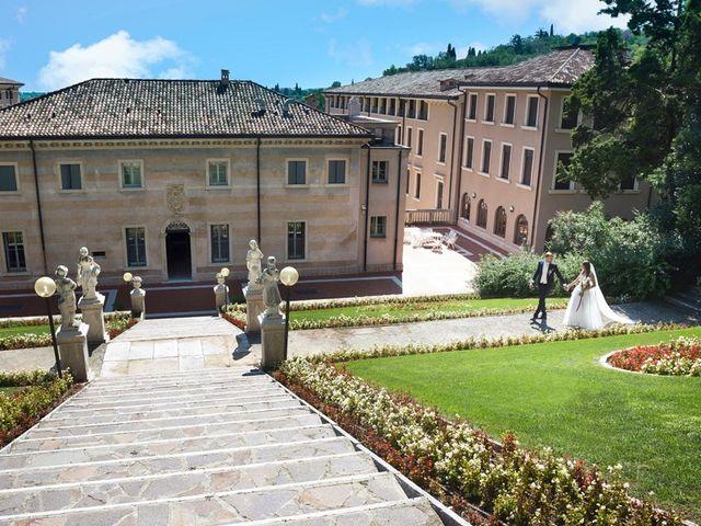 Il matrimonio di Emiliano e Francesca a Mezzane di Sotto, Verona 56