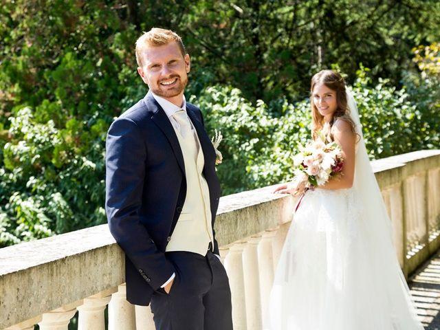 Il matrimonio di Emiliano e Francesca a Mezzane di Sotto, Verona 60
