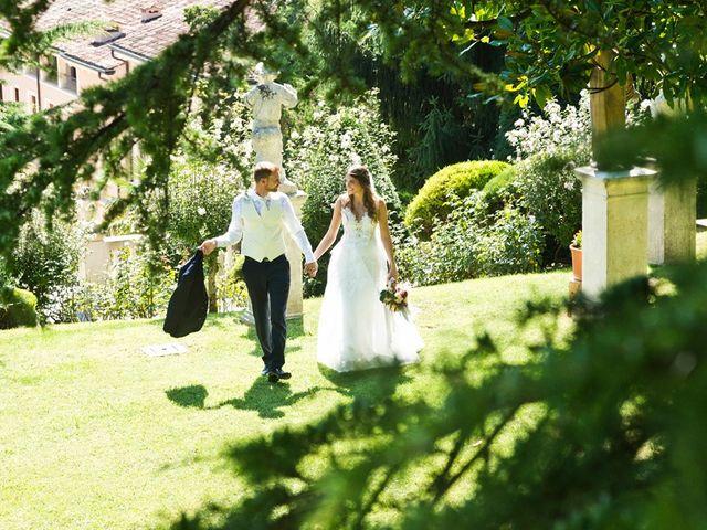 Il matrimonio di Emiliano e Francesca a Mezzane di Sotto, Verona 61