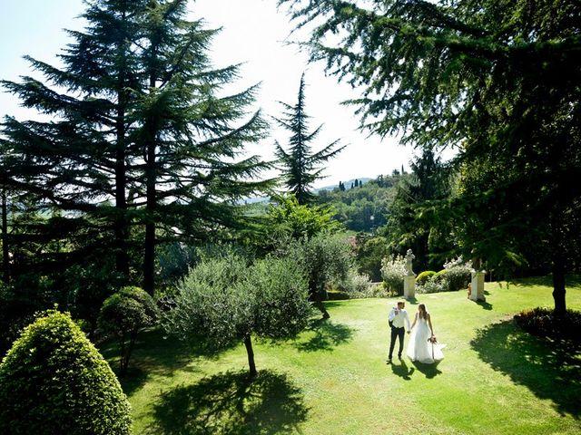 Il matrimonio di Emiliano e Francesca a Mezzane di Sotto, Verona 62