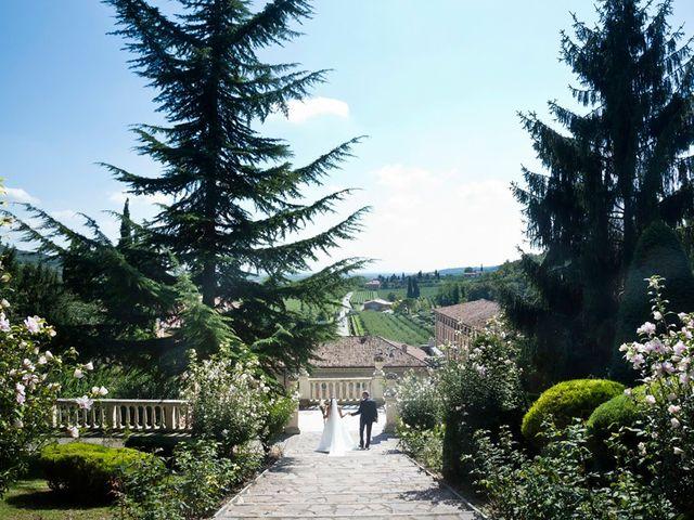 Il matrimonio di Emiliano e Francesca a Mezzane di Sotto, Verona 63