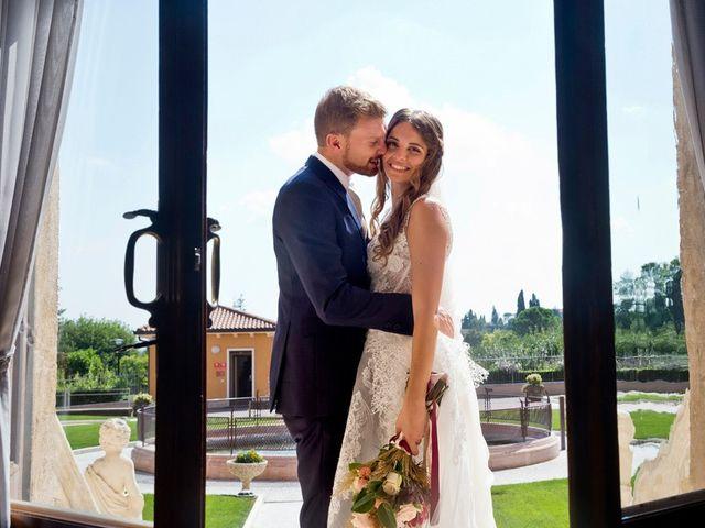 Il matrimonio di Emiliano e Francesca a Mezzane di Sotto, Verona 67