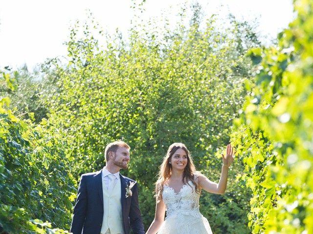 Il matrimonio di Emiliano e Francesca a Mezzane di Sotto, Verona 72