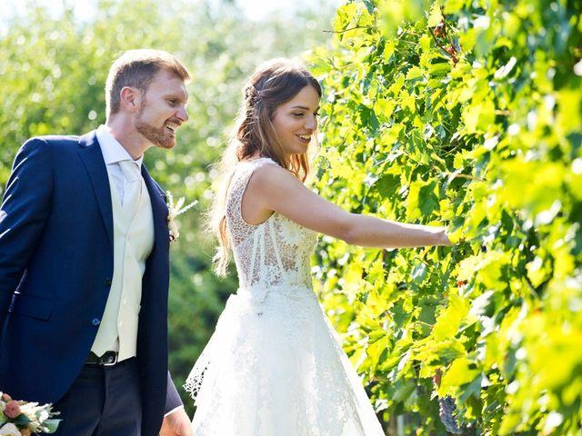 Il matrimonio di Emiliano e Francesca a Mezzane di Sotto, Verona 73