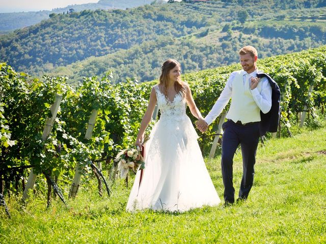 Il matrimonio di Emiliano e Francesca a Mezzane di Sotto, Verona 75