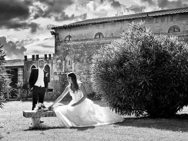 Il matrimonio di Emiliano e Francesca a Mezzane di Sotto, Verona 77
