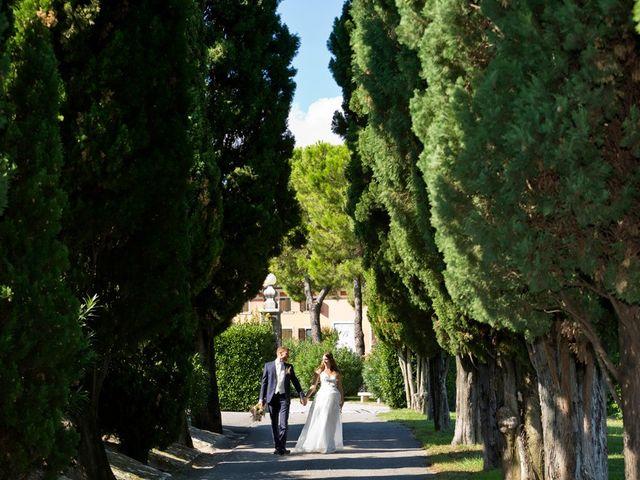Il matrimonio di Emiliano e Francesca a Mezzane di Sotto, Verona 78