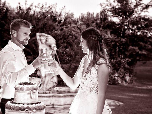 Il matrimonio di Emiliano e Francesca a Mezzane di Sotto, Verona 83