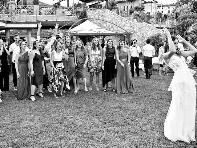 Il matrimonio di Emiliano e Francesca a Mezzane di Sotto, Verona 84