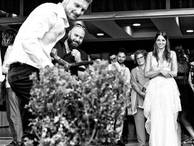 Il matrimonio di Emiliano e Francesca a Mezzane di Sotto, Verona 87