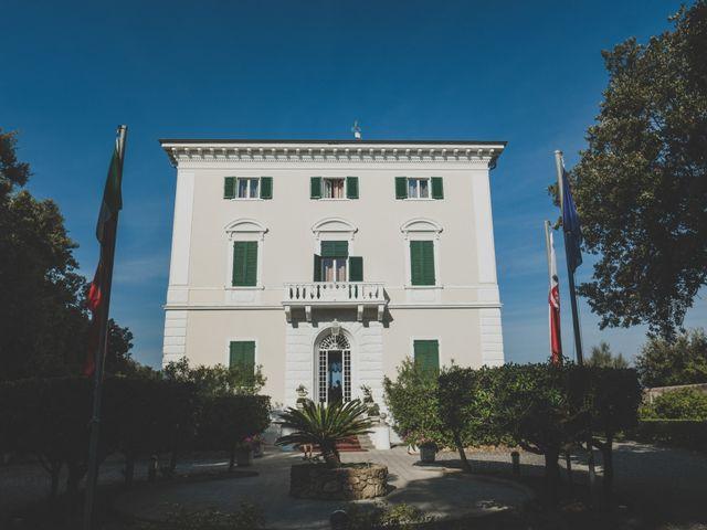 Il matrimonio di Denis e Julia a Livorno, Livorno 1
