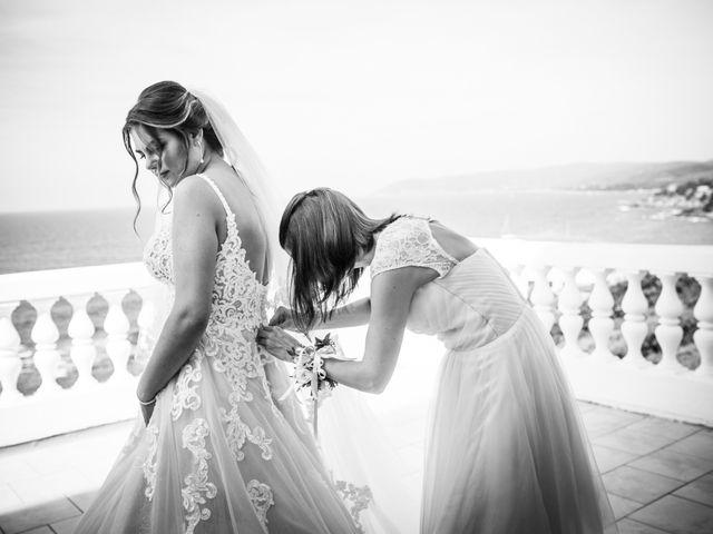 Il matrimonio di Denis e Julia a Livorno, Livorno 19