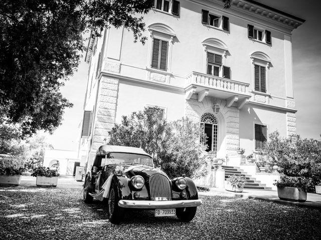 Il matrimonio di Denis e Julia a Livorno, Livorno 27