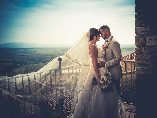 Il matrimonio di Denis e Julia a Livorno, Livorno 44