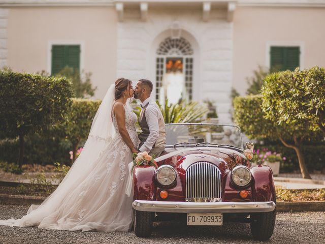 Le nozze di Julia e Denis
