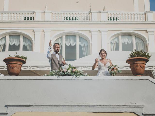 Il matrimonio di Denis e Julia a Livorno, Livorno 54