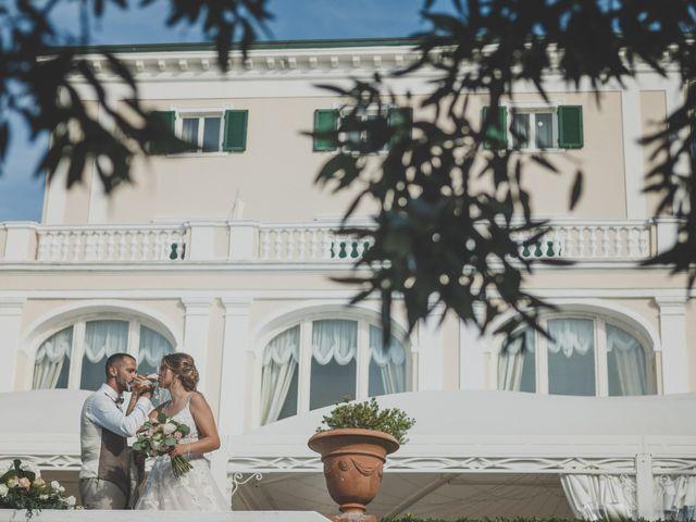 Il matrimonio di Denis e Julia a Livorno, Livorno 55