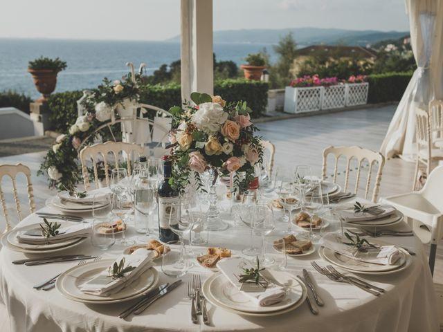 Il matrimonio di Denis e Julia a Livorno, Livorno 56