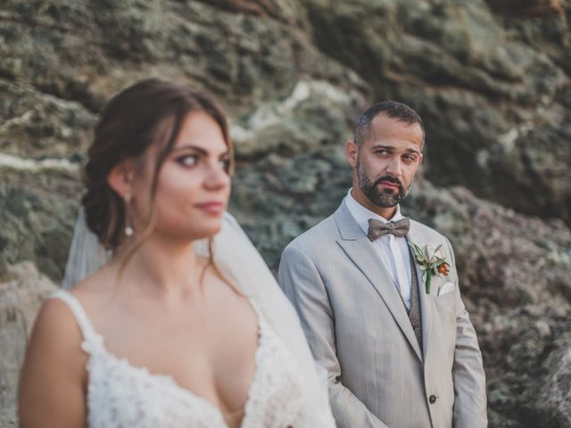 Il matrimonio di Denis e Julia a Livorno, Livorno 63